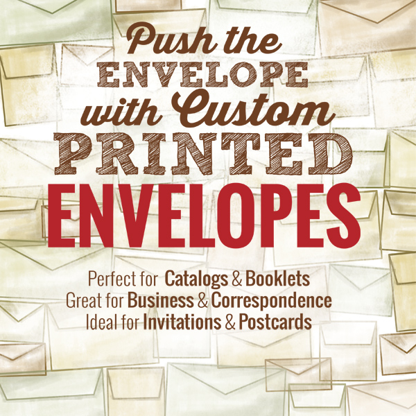 #10 Printed Envelopes 2500//lot 1 or 2 color Premium 24 White Wove Business
